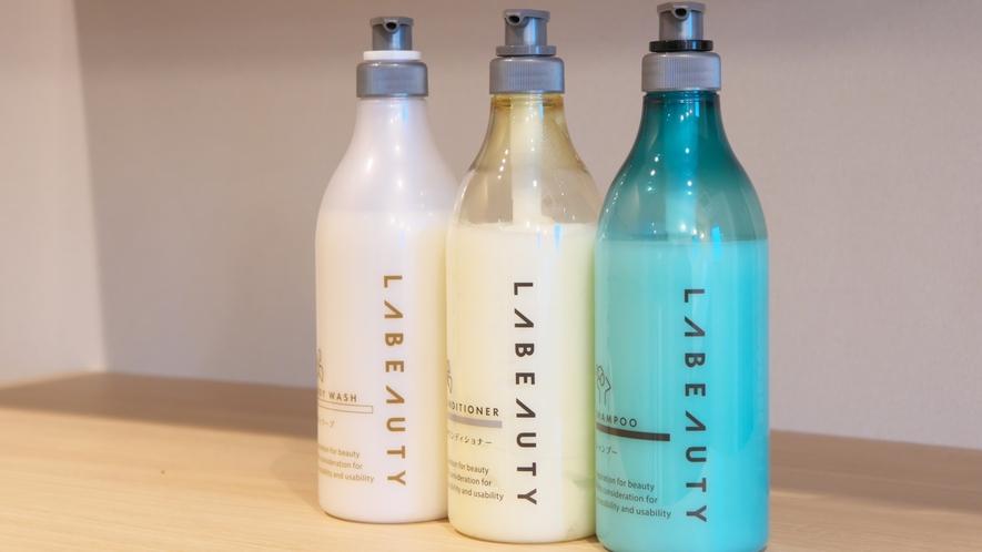 【大浴場】花王独自のテクノロジーが実現した 上質な使い心地に、 心やすらぐフローラルの香り