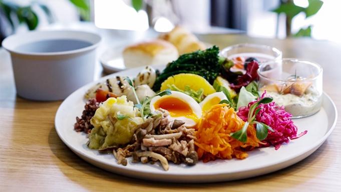 【秋冬旅セール】◆朝食付◆ーthe LOUNGEー アートに包まれ、食を楽しむ