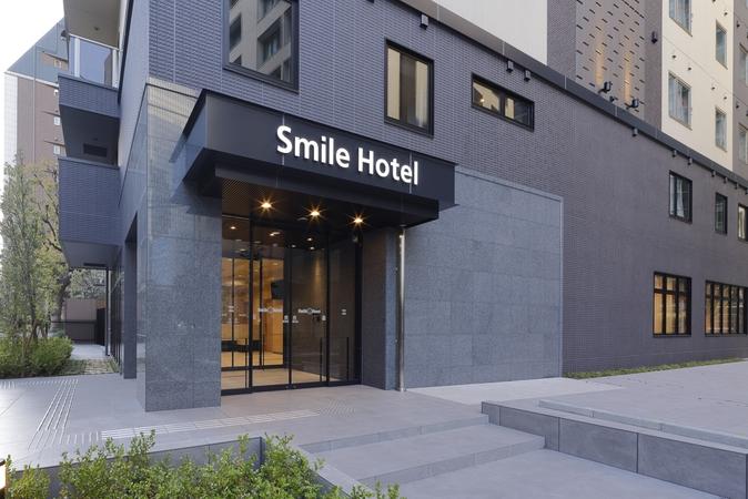 スマイルホテル大阪中之島