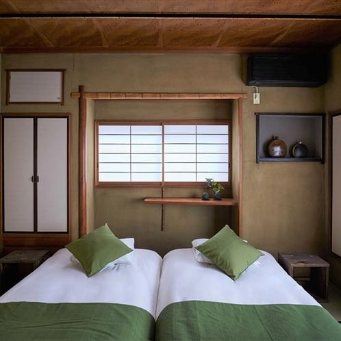 【庭付き一軒家】ベッドルーム