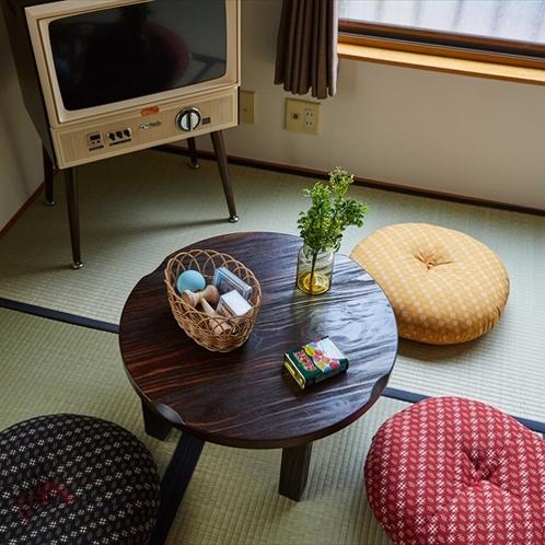 【カップルルーム】客室内
