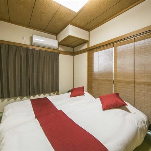 【ファミリールーム】ベッドルーム