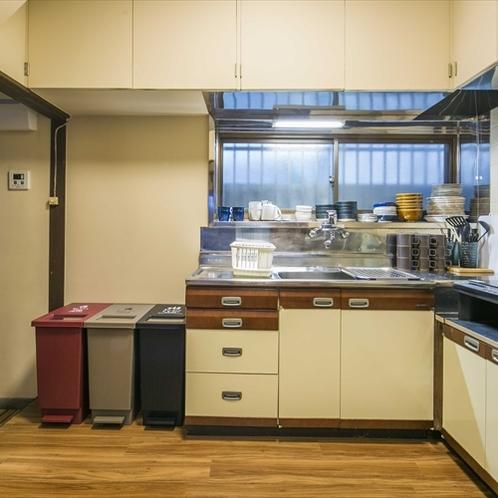 【庭付き一軒家】キッチン