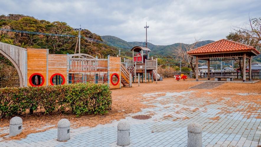周辺(小泊公園)
