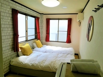twinbeds room