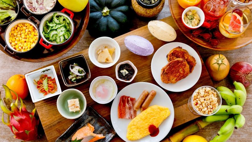 【ポルトフィーノ】ご朝食(ホテルブリーズベイマリーナ内レストラン)
