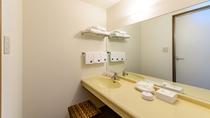 【ファミリールーム】独立洗面台