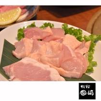 焼肉一番の人気メニュー ハーブ鶏