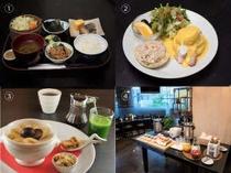 選べる3種の朝食