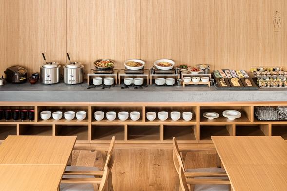 ◆bespoke STYLE BREAKFAST◆〜北海道の食材を堪能できる至福の時間〜【朝食付】