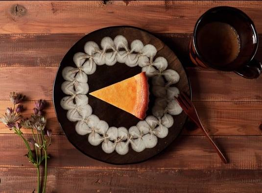 ◆非接触・非対面◆彩る宮崎食器でいただく地元スイーツ5種盛りプラン(フリードリンク・朝食付き)