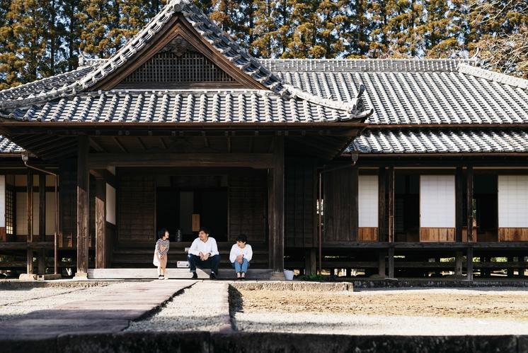 旧藩校・振徳堂