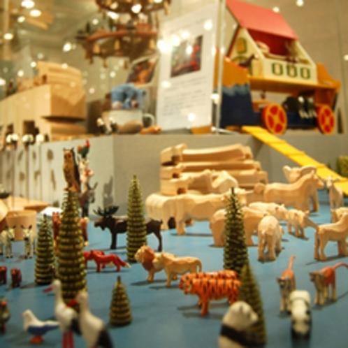 【月光園から徒歩4分】有馬玩具博物館◆大人も子どもも遊べるおもちゃの博物館。工作教室も開催。