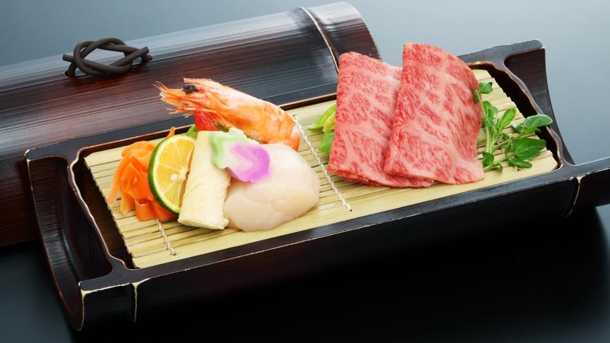 夕食(ビュッフェ)◆メイン料理+食べ放題の「ハーフスタイルビュッフェ」が人気!