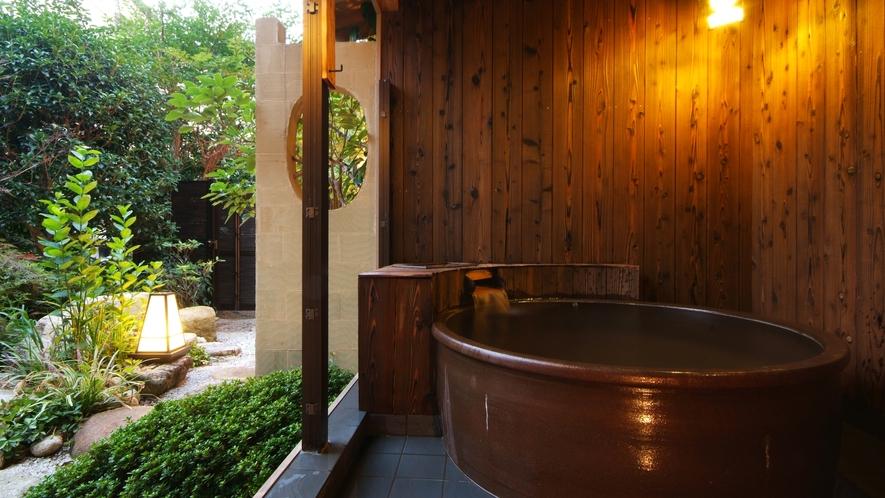 露天風呂付◆貴賓室 曲水亭-夕顔-◆和洋室72.86平米 1室限定の貴賓室 ※チェックアウト:12時