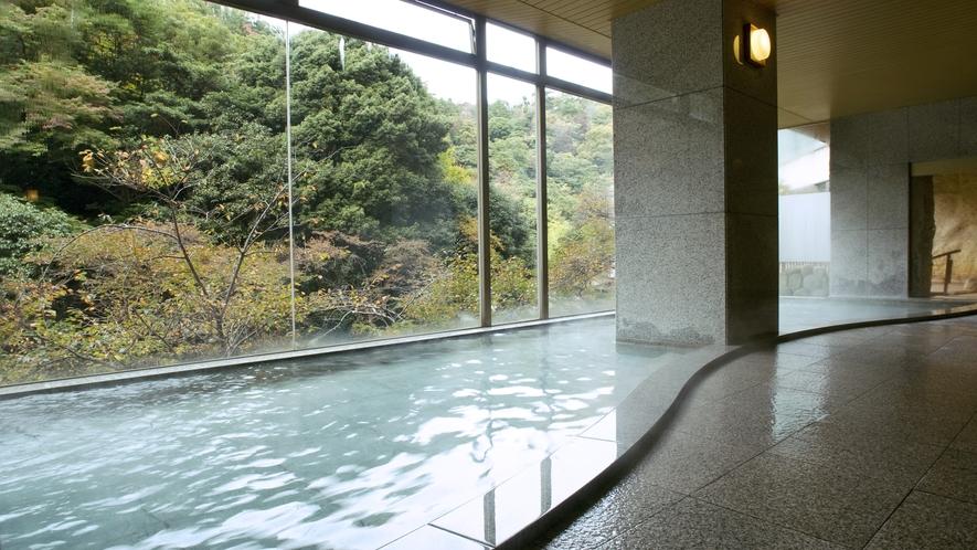 姉妹館・鴻朧館 殿方大浴場「金波の湯」◆営業時間:9時~24時/朝6時~8時