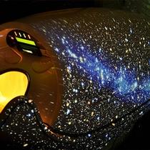 リフレッシュサロン「宇宙」◆夜間はプラネタリウムの投影を実施。幻想的な雰囲気をお楽しみ下さいませ。
