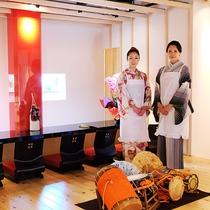 芸妓カフェプラン◆芸妓さんが接客してくれるカフェ「一糸(いと)」さんのお得なチケット付プラン販売中♪