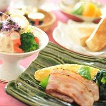 朝食(洋風)◆ご希望のお客様には、洋風朝食のご用意も承っております。