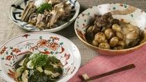 【スプリングビュッフェ】料理一例