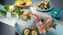 日本料理・夏※イメージ