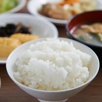【健康無料朝食】ご飯