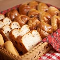 【健康無料朝食】パン食