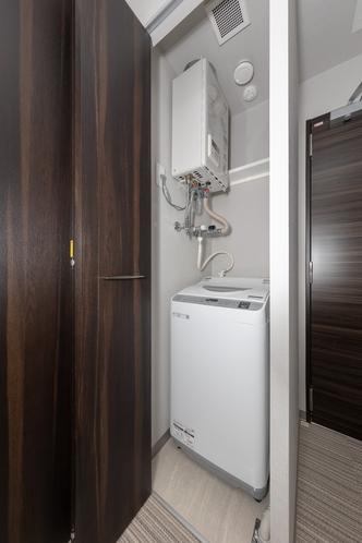 ツインルーム洗濯機