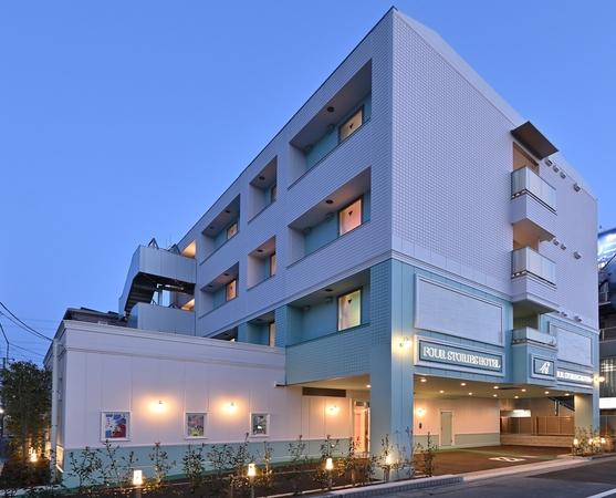 フォーストーリーズホテル舞浜東京ベイ