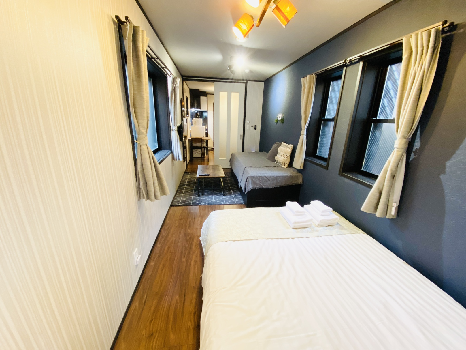 Room-3 (Room 101, 201, 301)