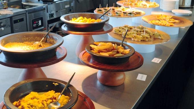 【朝食付プラン】ホテル内レストランでの三重の食材を使ったビュッフェの朝食