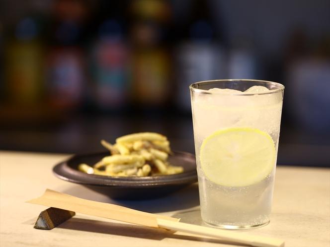 レモンサワー バー