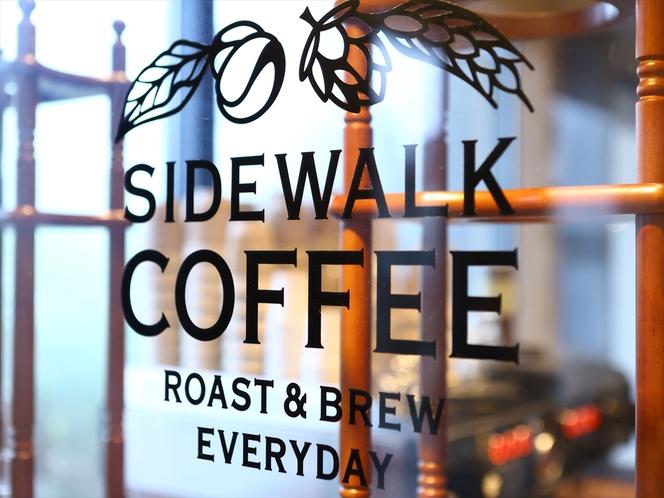 SIDEWALK COFFEE