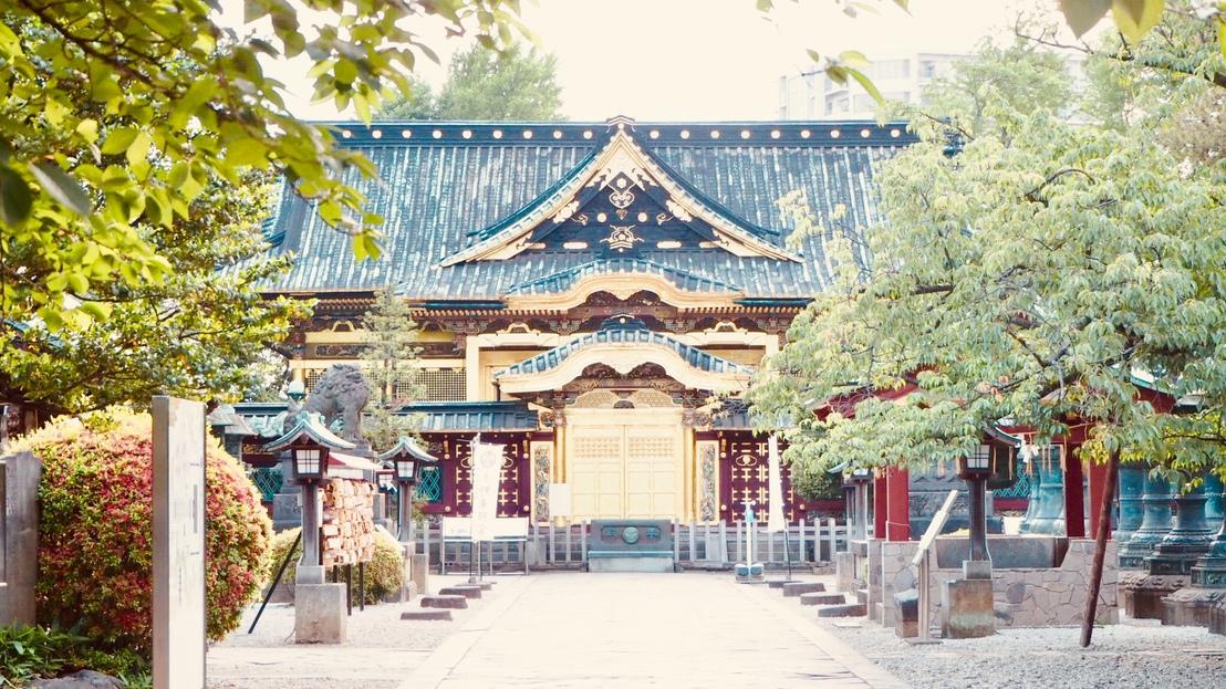 上野公園 上野東照宮