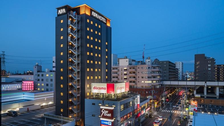 アパホテル<西船橋駅前>(全室禁煙)(2021年6月18日開業)