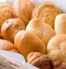 パンは3種類ご用意しております。