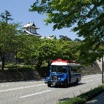 ホテル最寄のバス亭は北鉄バス・JRバスともに「山の上」です。