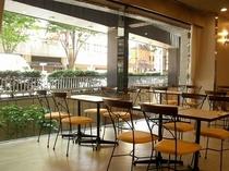 金沢駅前朝食コーナー