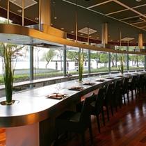 ステーキISHIYAMA【琵琶湖を眺めながら贅沢な空間の中でこだわりの料理を】