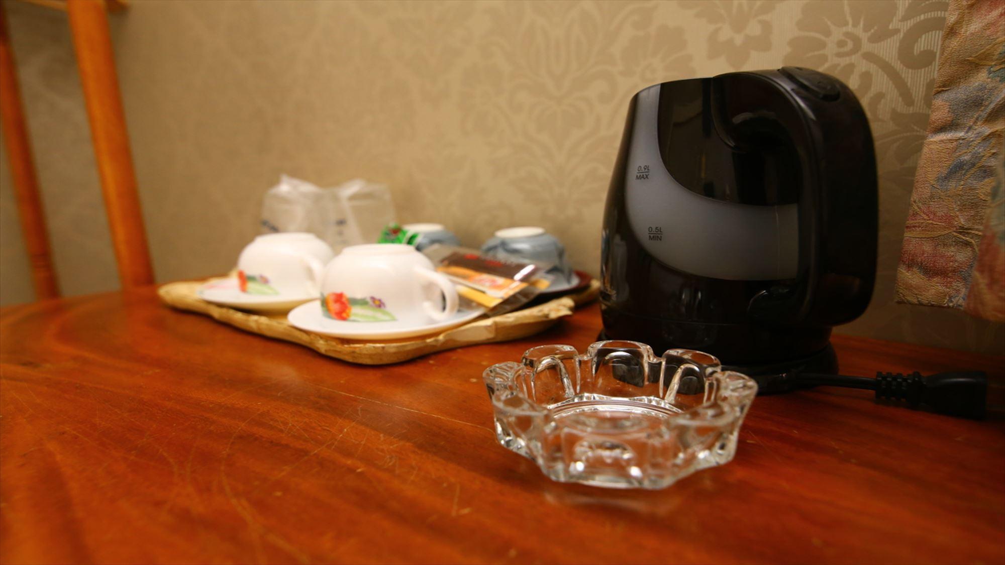 お茶・コーヒーセット