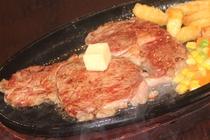 リブロースステーキ