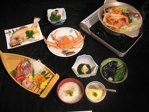 一万円コース料理