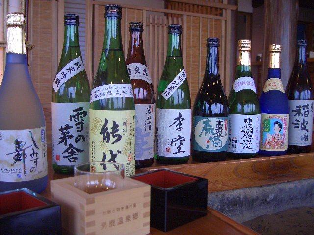 秋田のおすすめ地酒