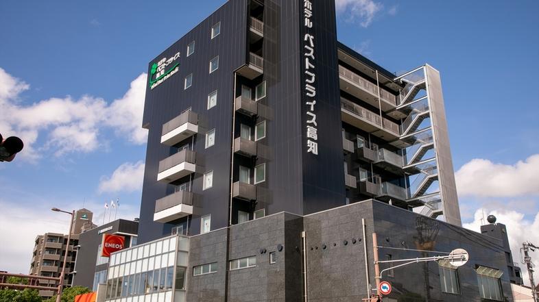 ホテルベストプライス高知(2021年8月5日オープン)