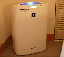 空気洗浄機 加湿 シャープクラズマクラスター