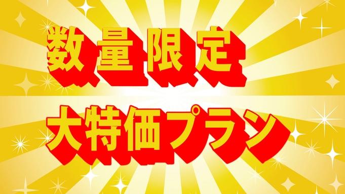 【数量限定】日頃の感謝の気持ちを込めて大特価プラン★無料駐車場・25台(先着順)
