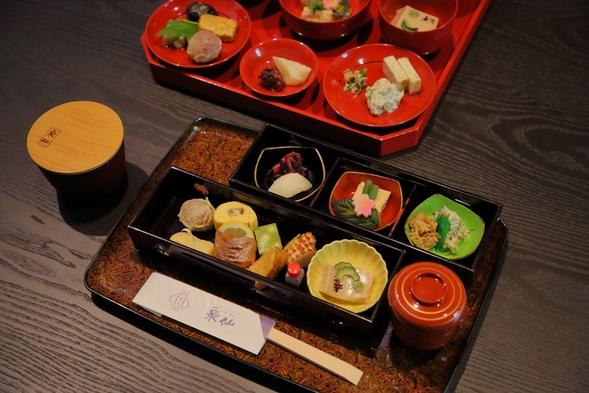 【朝食付きプラン(和食)】お食事は2種類からお選びください