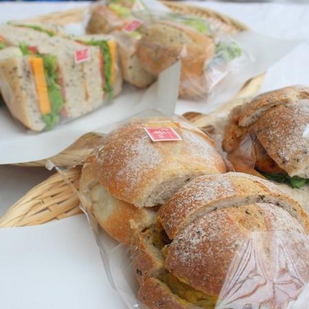 ■和っしょい■ サンドウィッチ一例