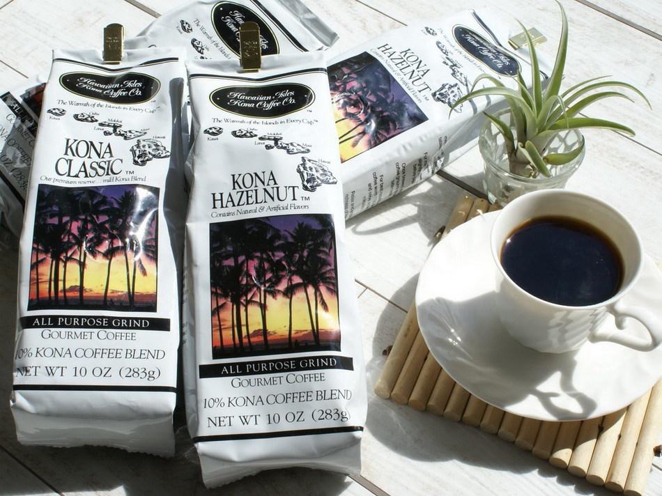 ハワイアンコナコーヒー