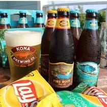 ハワイアンエールビール